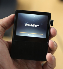 Review and ex. Dem. Astell and Kern AK100 and AK120