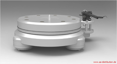 New STORM turntable gets a Five Star review