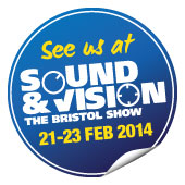 See us at the Bristol Hi-Fi Show 2014, stand C2