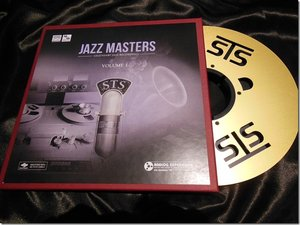 STS Digital Jazz Masters, Legendary Jazz Recordings, Tape (STS.T6111113)