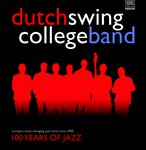 STS Digital '100 Years Of Jazz', Dutch Swing College Band (STS6111173LP)