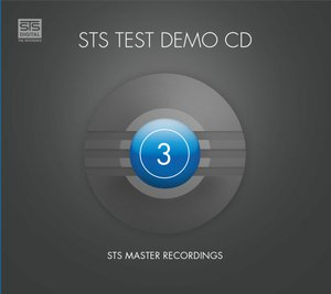 STS Digital STS Master Recordings - Test Demo CD 3 (STS6111160)