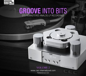 STS Digital Groove into Bits, Volume 2 (STS6111177)